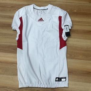 Adidas Techfit Hyped Football Jersey AZ9299, Men L